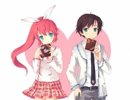 Любовь, герои и шоколад